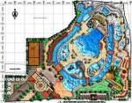 "Master Plan Desain Konsep ""Snow Bay Waterpark"""