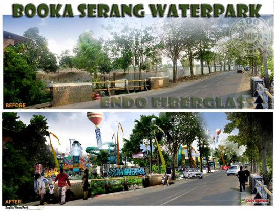 Booka-Serang-Waterpark-design
